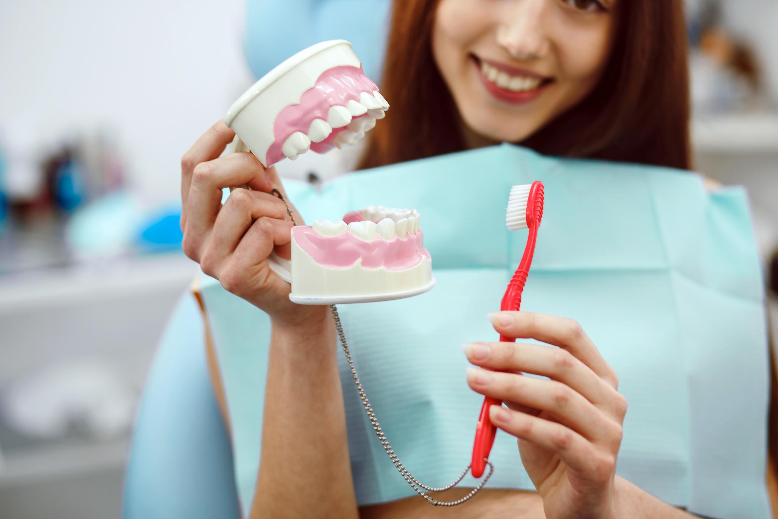 Стоматология: профилактика и гигиена