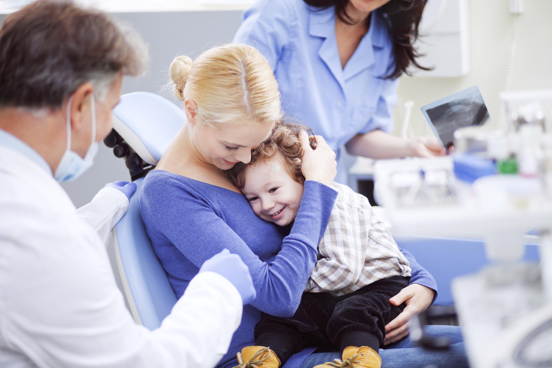Анестезия в детской стоматологии