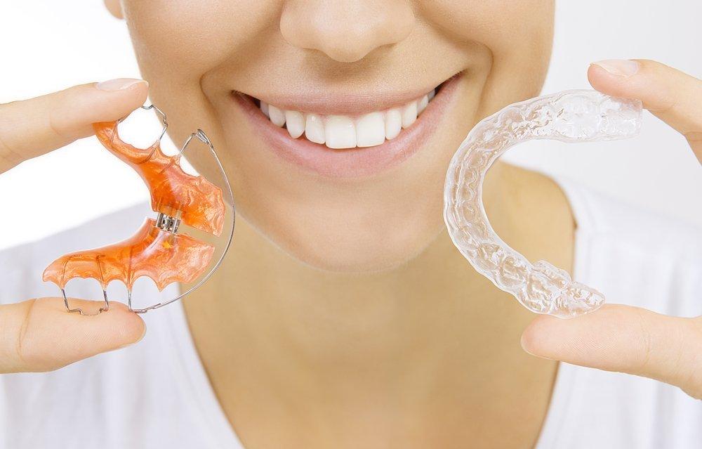 Исправление прикуса - детская стоматология