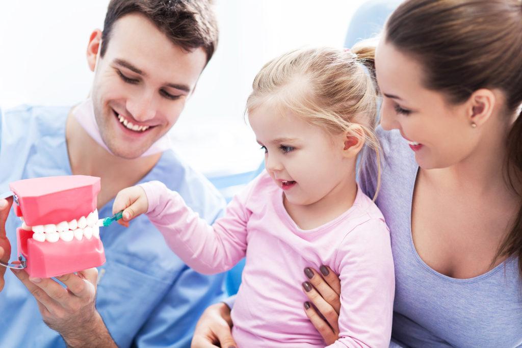 Детская стоматология. Профилактика, исправление прикуса