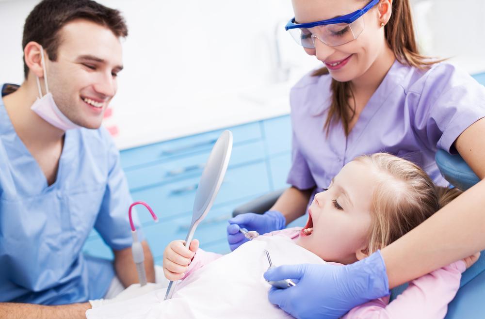 Лечение зубов - детская стоматология
