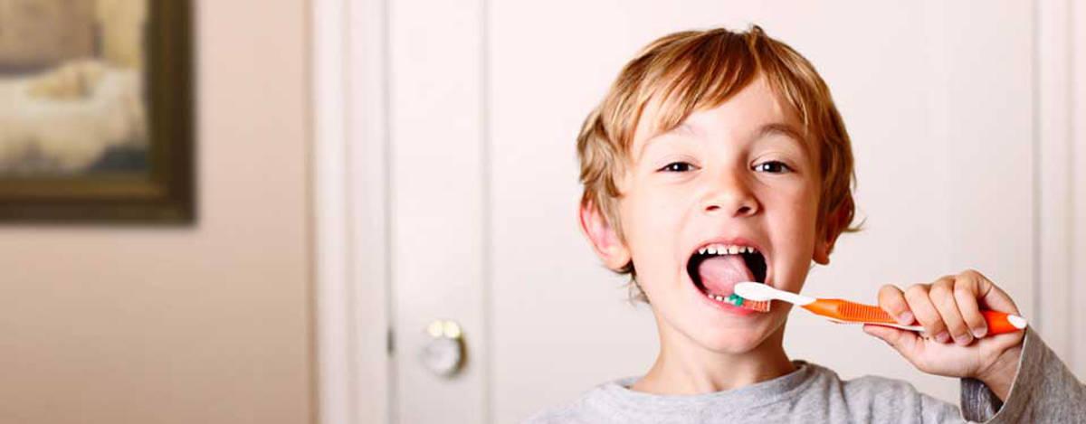 Профилактика зубов у детей