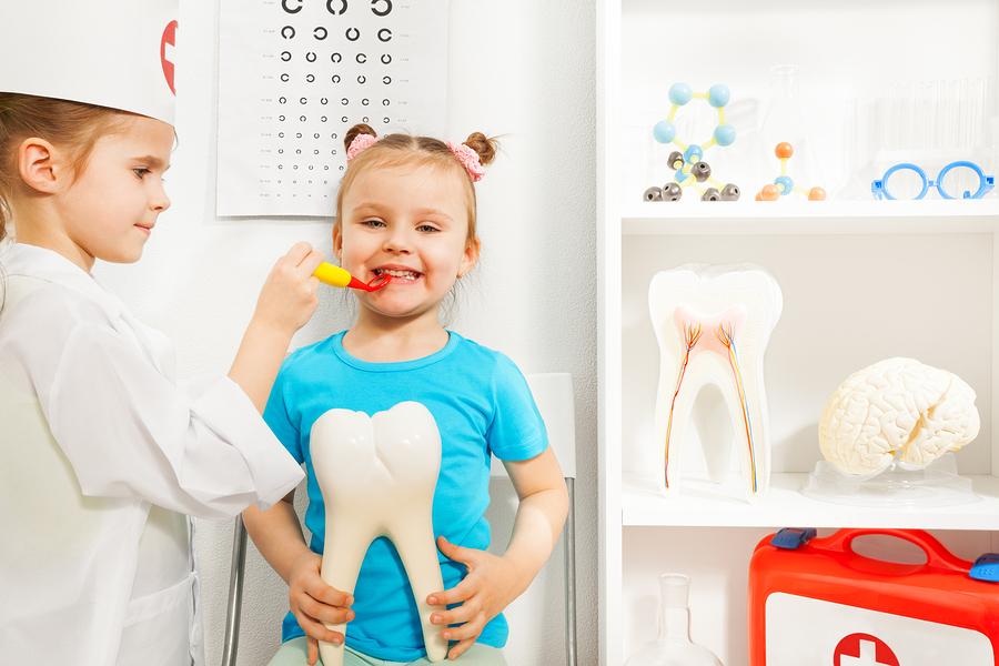 Психологическая подготовка детей и родителей к стоматологу